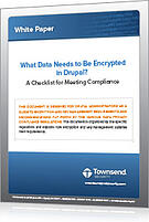 Drupal-Encryption-Checklist