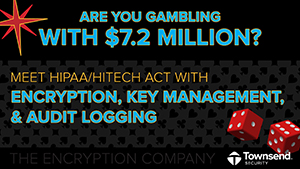 HIPAA HITECH Gamble