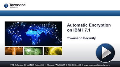 automatic encryption webinar