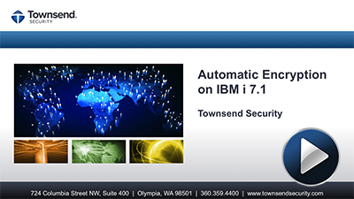 automatic encryption webinar