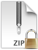 Encrypted Zip