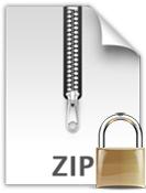 Encrypted Zip