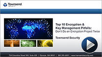 encryption key management pitfalls