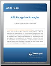 aes encryption strategies