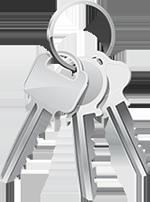 RSA encryption key