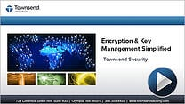 encryption key management simplified