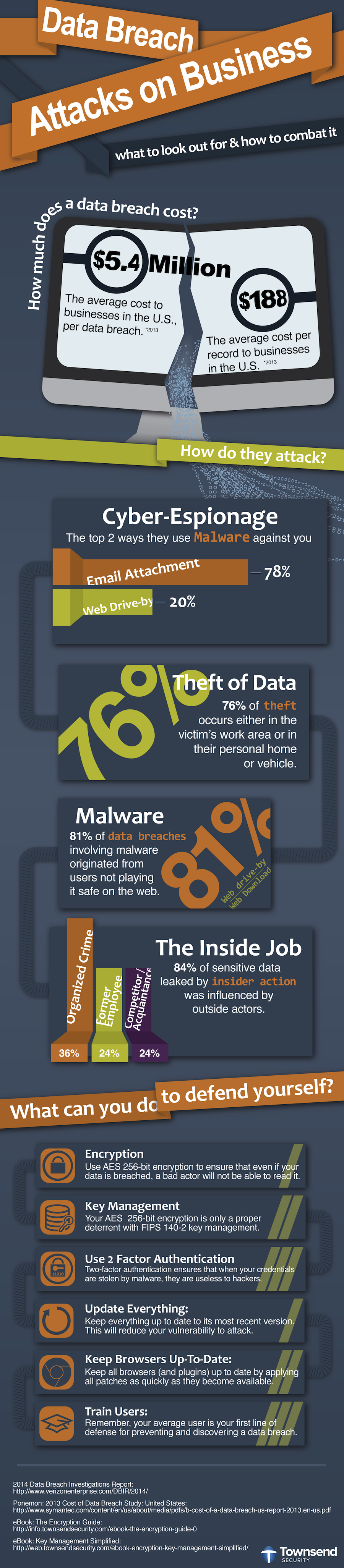 Data Breach Infographic