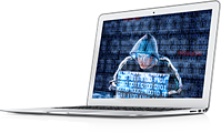 hacker-Laptop