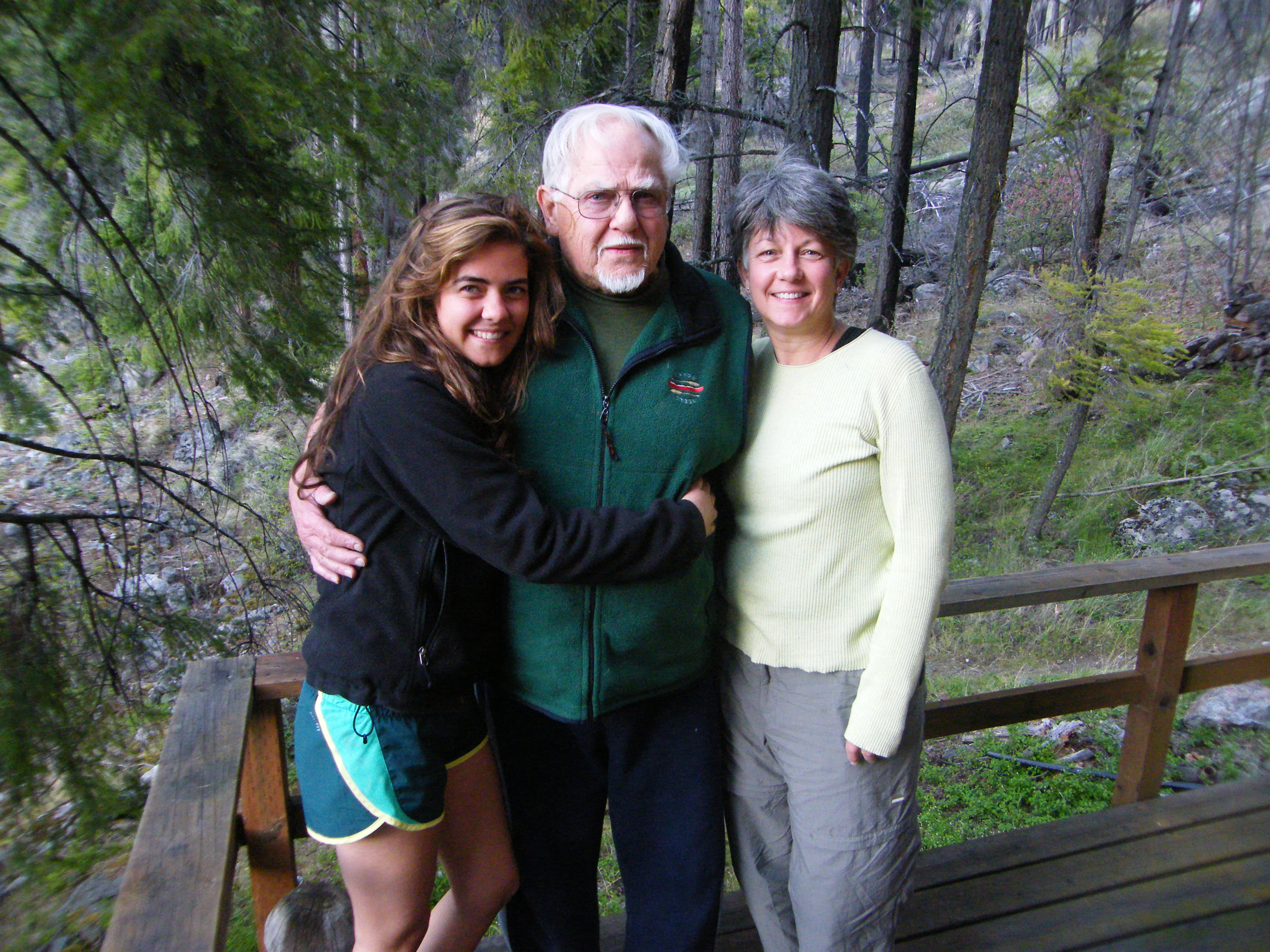 Sandra and Family