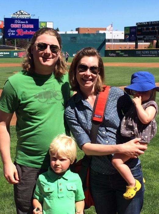 Luke and Family