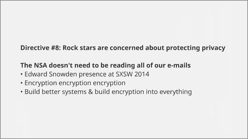 DrupalCon Encryption