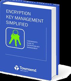 eBook Encryption Key Management Simplified