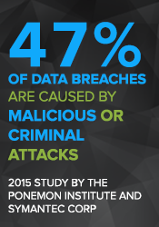 Data Breach Statistic for 2015