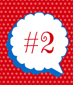 #2 top blog of 2013