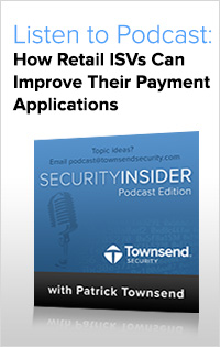Podcast on how retail ISV's can improve data security