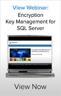 Webinar: Encryption and Key Management with Microsoft SQL Server