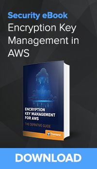 Encryption Key Management for AWS