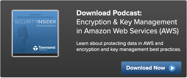 Encryption & Key Management in AWS