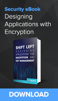 Designing Applications with Encryption and Key Management