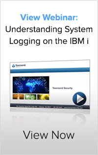 System Logging on the IBM i