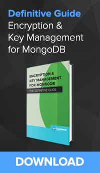 Encryption & Key Management for MongoDB eBook