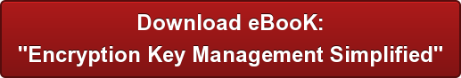 "Download eBooK: ""Encryption Key Management Simplified"""