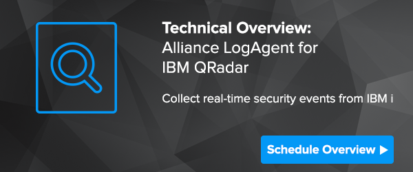 IBM i Security QRadar Log Collection