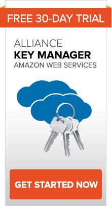 Encryption Key Management AWS
