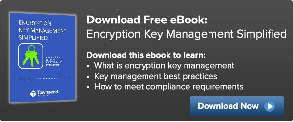 Encryption Key Management Simplified eBook