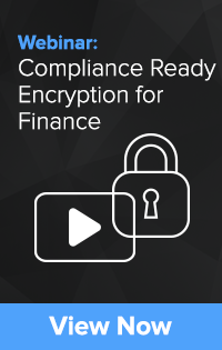 Compliance Ready Encryption for Financial Services