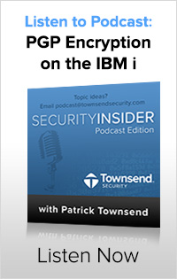 Podcast: PGP Encryption on the IBM i