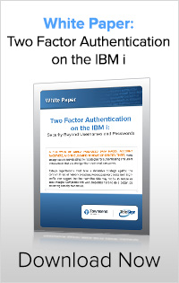 Two Factor Authentication IBM i White Paper